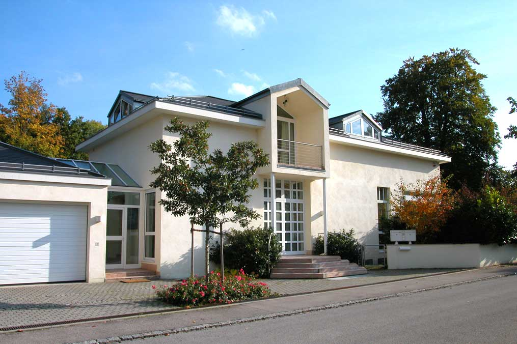 Image gallery munich houses for Big houses in germany